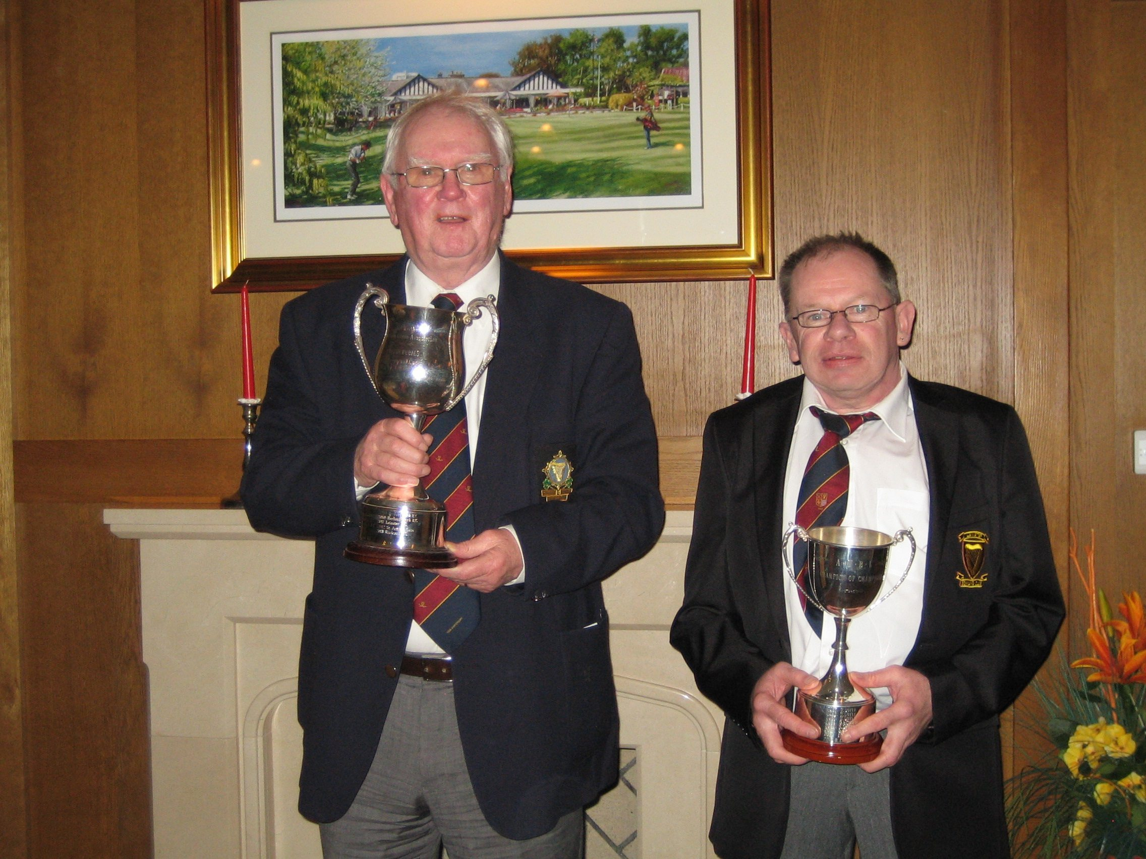 Leinster Bowling Club Winter League and Champion of Champions