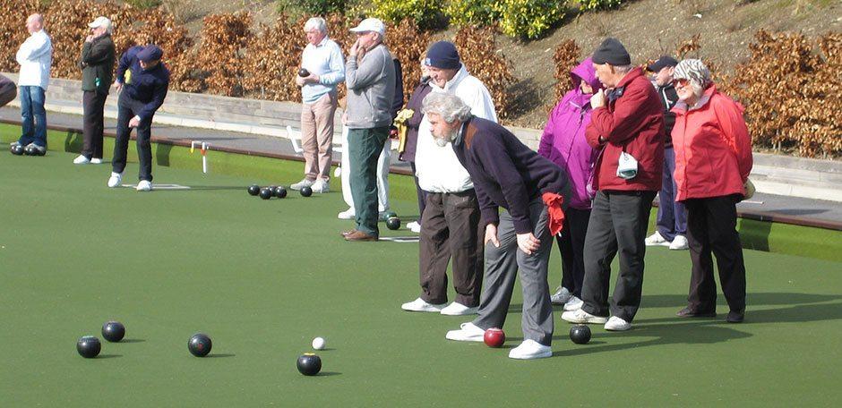 Leinster Bowling Club Slider