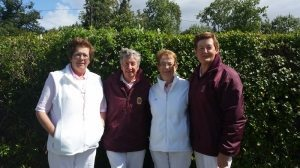 Claire Johns, Pat MacDonagh, Alice McMullen, Mary Kenny.
