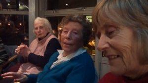 Eileen Smyth, Bernie Noble & Kay Burke