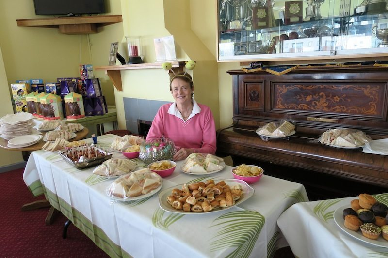 Leinster Bowling Club Easter Buffet & Prizegiving 2015