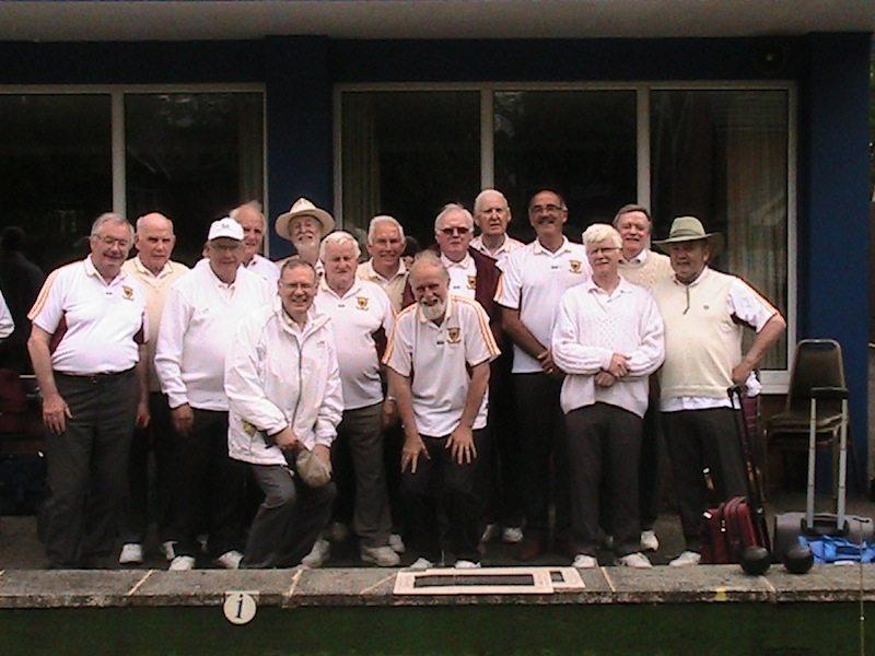 Leinster Veterans visit Belmont BC 2015