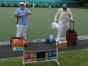 Semi-final: Eddie Marshall & Noel Roche