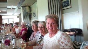 Lorraine Doyle, Agnes Gillick, Mgt. Hanrahan