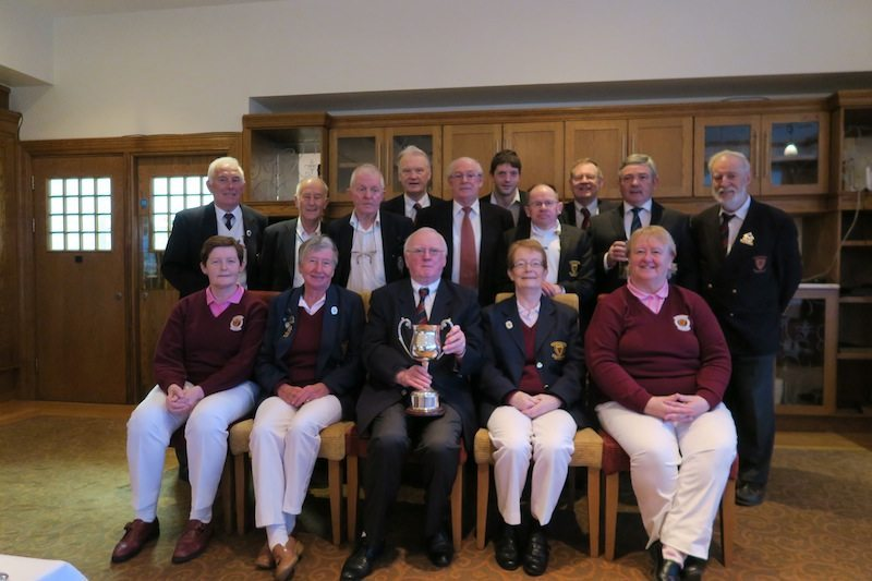 Leinster Bowling Club Winter League Final