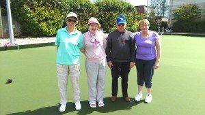Anne Fitzgerald, Mgt. Newman, Ronnie Creighton & Sheila Dennehy.