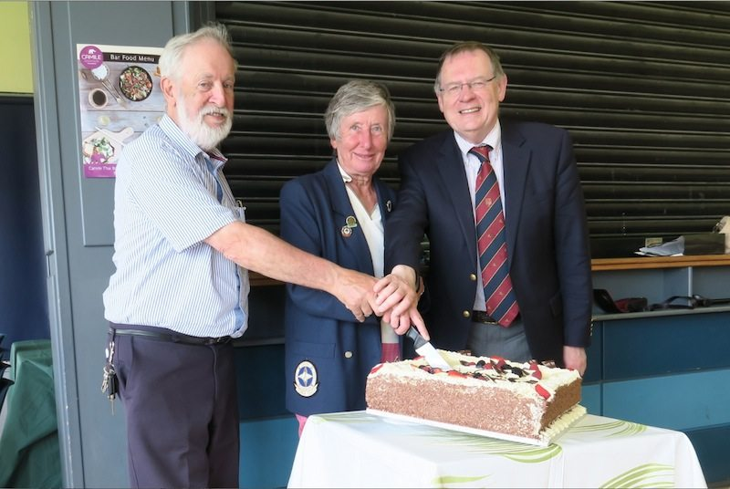 Leinster Bowling Club President and Captains' Day 2016