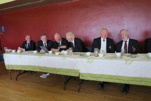 Jackie Hutchinson, Eugene Fannon, Richard Conkey, Arthur McMullen, Noel Linton, Lorcan Finn