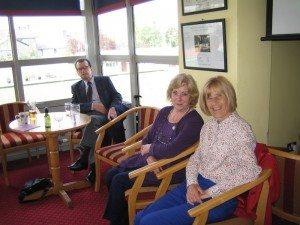 Jack, Vera & Kay.