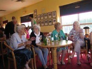 Pat, Ruby, Sheila & Joan.
