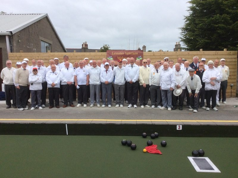 NIPBA Veterans visit Leinster June 2016