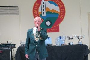 President of Crumlin B.C. John C. Lee.