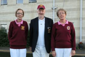 Frances, Arthur McMullen (Marker) & Anne.