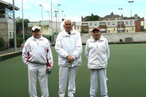 Anto, Tony Fitzpatrick (Marker) & Noel.