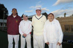 John McArdle, Anto Grey, Ron Prince & Noel Roche.