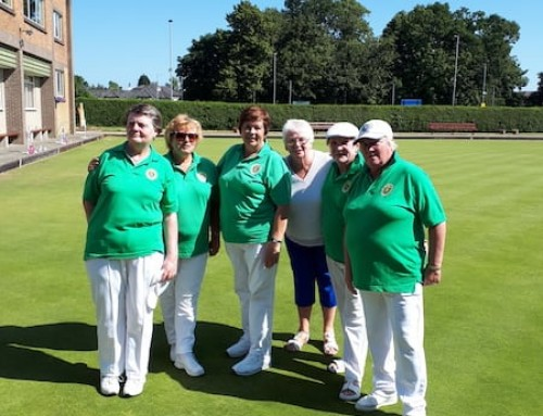 Leinster Ladies Junior Inter Association Team Members, 2018.