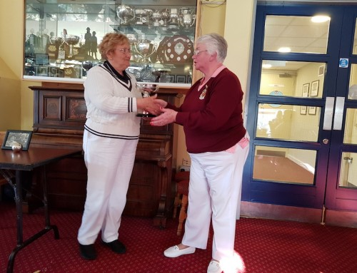 Leinster Ladies win Morton Cup,  2019.